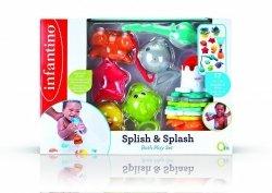 B-kids Zestaw 4 zabawek do kąpieli Infantino
