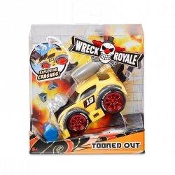 Mga Pojazd Eksplodujące autko, Tooned Out Wreck Royale