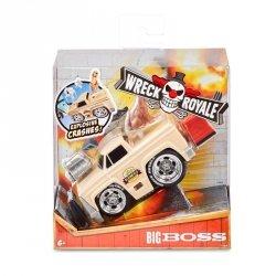 Mga Pojazd Eksplodujące autko, Big Boss Wreck Royale