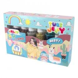 TUBAN Zestaw Tubi Jelly 6 kolorów - Lama