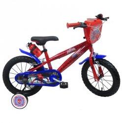 """Rower dziecięcy Spiderman 2244 14"""" - model 2018"""