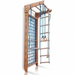 Drabinka gimnastyczna dla dzieci ZESTAW inSPORTline Kinder 8 - 220 cm