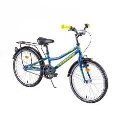 """Rower dziecięco-młodzieżowy DHS Teranna 2001 20"""" - model 2019 Kolor Zielony"""