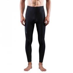 Męskie spodnie do sportów wodnych Aqua Marina Division Kolor Czarny, Rozmiar S
