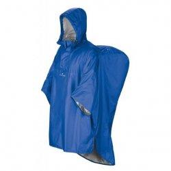 Ponczo przeciwdeszczowe FERRINO Hiker Kolor Niebieski, Rozmiar S/M
