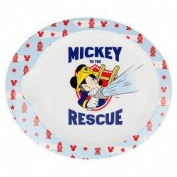 Talerz do mikrofali Myszka Mickey