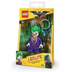 Brelok do kluczy z latarką - Lego Batman Movie The Joker