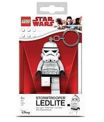 Brelok do kluczy z latarką - Lego Star Wars Stormtrooper