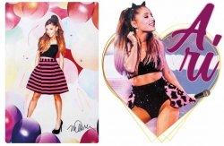 Naklejki ścienne – 2 arkusze Ariana Grande