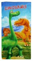Ręcznik plażowy / kąpielowy Dobry Dinozaur