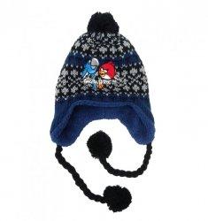 Czapka jesienna / zimowa Angry Birds : Rozmiar: - 54 cm