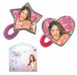 Gumki do włosów Violetta - Martina Stoessel - losowy model
