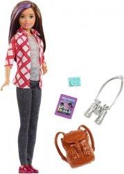 Barbie Dreamhouse Adventures  Skipper w podróży Lalka