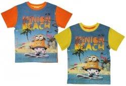 T-shirt Minionki : Rozmiar: - 134