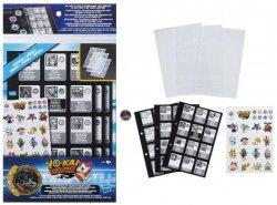 Strony na medale do księgi Yo-Kai Watch
