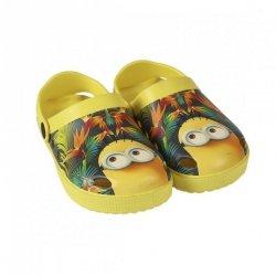 Klapki, sandały Minionki : Rozmiar: - 27