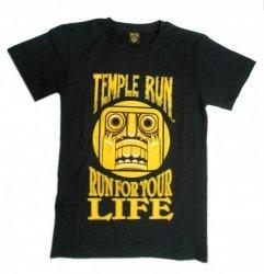 T-shirt Temple Run : Rozmiar: - 7/8