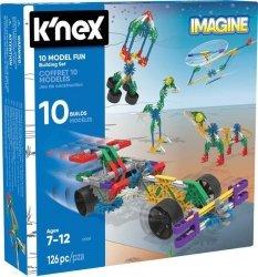 K'nex K'Nex Imagine 10 modeli - zestaw konstrukcyjny