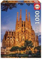 Puzzle Puzzle Sagrada Familia 1000 el.