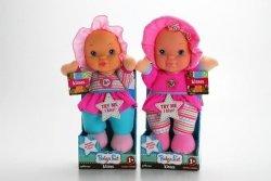 Baby's First Całuśna lalka ast.