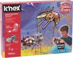 K'nex K'Nex Kosmiczna Inwazja kolejka górska - zestaw konstrukcyjny