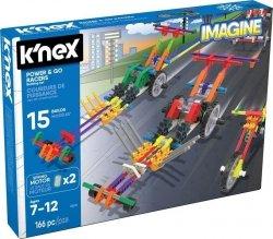 K'nex K'nex Imagine wyścigówki - zestaw konstrukcyjny
