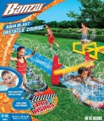 Banzai Wodny Wyścig z Przeszkodami
