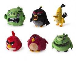 Angry Birds Pluszak 10cm Ast