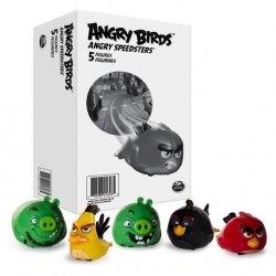 Spin Master Angry Birds - Pojazdy Pięciopak