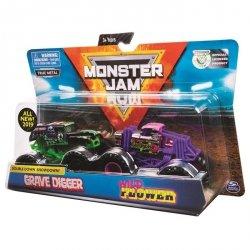 Monster Jam 1:64 Auto 2pk