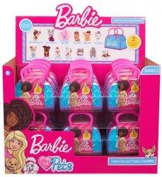 Just Play Barbie Mini zwierzątka w torebce - figurki ast.