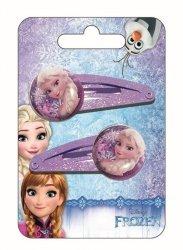 Coriex Frozen akcesoria do włosów spinki