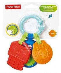 Mattel Fisher Price Muzyczne kluczyki/Muzyczny telefonik