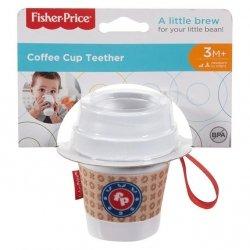Mattel Fisher Price Gryzaczek kubeczek kawy