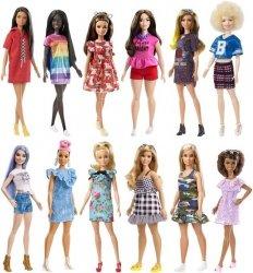Mattel Barbie Fashionistas Lalki Modne przyjaciółki Ast.