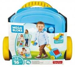 Mattel Mega Bloks Mobilna walizeczka z klockami