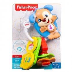 Mattel Fisher Price Ucz się i śmiej Kluczyki Szczeniac