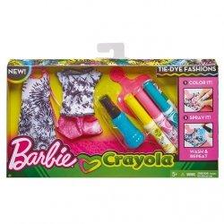 Mattel Barbie Zrób to sama: Stylowe szablony ast,
