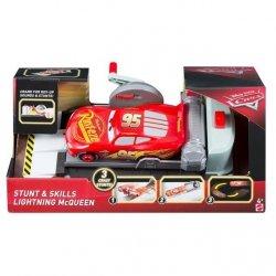 Mattel Cars Zygzak McQueen Kaskaderskie sztuczki