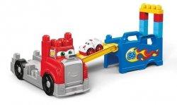 "Mattel Mega Bloks ST Ciężarówka ""Buduj i ścigaj się!"""