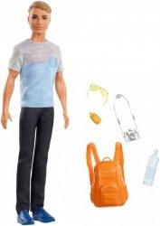 Mattel Barbie Dreamhouse Adventures Ken w podróży