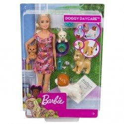 Barbie Opiekunka piesków Zestaw + Lalka