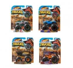 Mattel Hot Wheels Monster Trucks Pojazd 1:64 Ast.