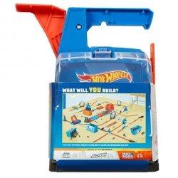 Mattel Hot Wheels Track Builder Wyrzutnia Przenośna walizeczka