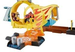 Mattel Blaze i Mega Maszyny Zderzakowo Kaskaderski Zestaw