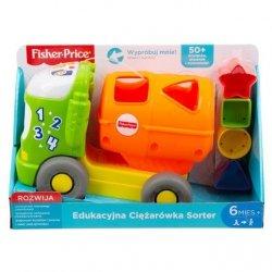 Mattel Fisher Price Edukacyjna Ciężarówka Sorter