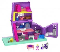 Mattel Polly Pocket Domek Polly Pollyville™