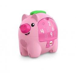 Mattel Fisher Price Edukacyjna Świnka Skarbonka