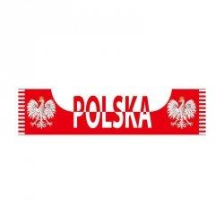 Naklejka 40X10Cm Polska