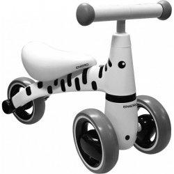 Rowerek Biegowy Jeżdzik Enero Biały Zebra